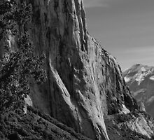 El Capitan early Spring by gfydad