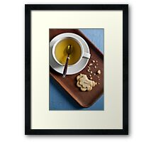 Camomille Cookies Framed Print