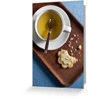 Camomille Cookies Greeting Card
