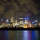 """On A Rainy Night..."" - Sydney Farm Cove by Arnold Chan"