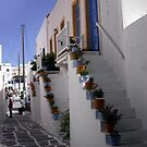 Typical greek corner by bubblehex08