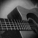Guitar love by Ashli Amabile