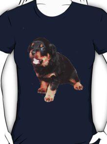 Cute Rottweiler Puppy T-Shirt