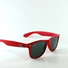 Red sunglasses by Janette Anderson