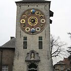 Clock Tower in Lier, Belgium by Patricia127