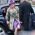 Princess Anne Arrives by oliverhollis
