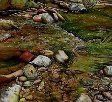 Creeky by Debra Keirce