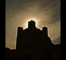 Silhouette  of History by larry flewers