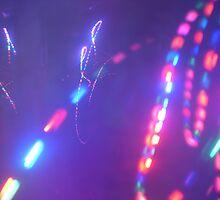 The Purple Lights by kurtgregory910