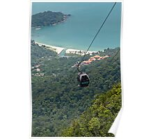 Cable Car - Langkawi Poster