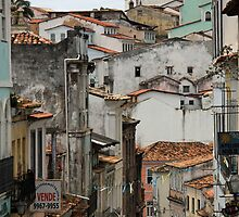 Salvador Old Town by mcelroyimages