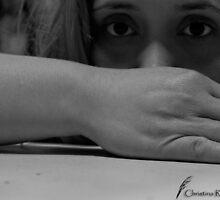 Self Portait 05 by Christina Rodriguez