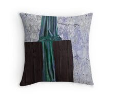 """""""An Unchangeable Certainty"""" Throw Pillow"""