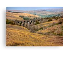 Dent Head Viaduct Canvas Print