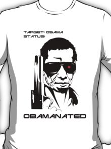 Osama Obama Obamanated T-Shirt