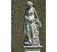 Garden Maiden Photographic Print