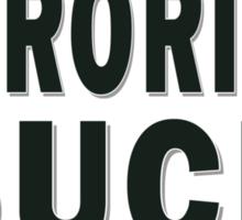 Terrorists Suck Sticker