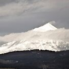 Dramatic Mountain by Diane Schuster