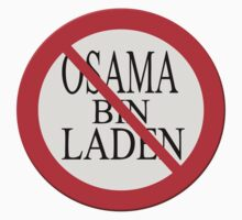 OSAMA BIN LADEN DEAD PAST TENSE by stuwdamdorp