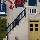Yellow Door by phil decocco