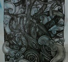 The Kraken by Lynnette Shelley