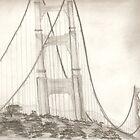 San Fran Bridge by taatofu2