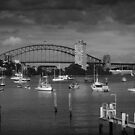The Bay and the Bridge by pnjmcc