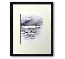 Snowstorm in the High Country Framed Print