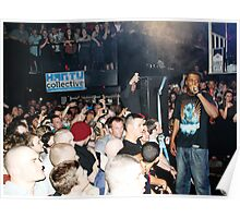 Gza from Wu Tang Clan, Liverpool Poster