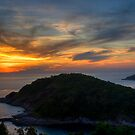 Phuket Sunset by Gethin