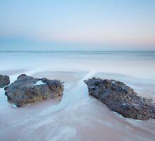 Twlight, Lunan Bay by Greg McKinnon