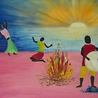 Les Segatiers Mauricien by Dorothy ROWNTREE