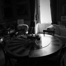 Inside Calke Abbey 3 by Mike Topley