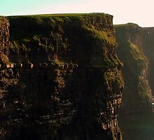 Cliffs of Moher by Martina Fagan