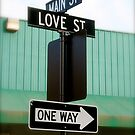 Love Street is a One-Way by Charity Thompson