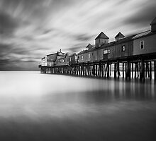 Old Orchard Beach by Moe Chen