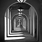 Arches & Shadows by heatherfriedman