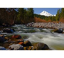 Hood River Landscape Photographic Print