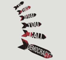 Is This What You Call Democracy?  by LookOutBelow
