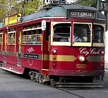 Lovely Old Tram by Kayleigh Walmsley