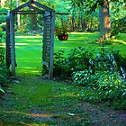 Through the Garden Gate by teresa731
