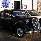 Traction Avant by nigelphoto