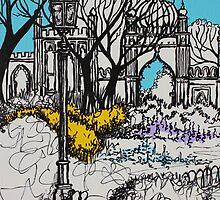 Pavilion Gardens by Adam Regester