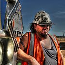 Working Class Man by Chris Paddick