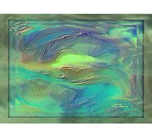 ABSTRACT- BEAUTY UNDER THE SEA Photographic Print