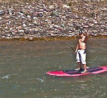 Surfing the Blackfoot by Bryan D. Spellman