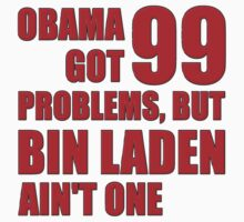 Obama Got 99 Problems, But Bin Laden Ain't One by gleekgirl