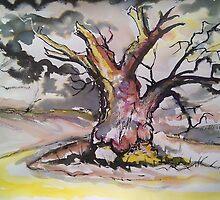 'The Laund Oak, Bolton Abbey' by Martin Williamson (©cobbybrook)
