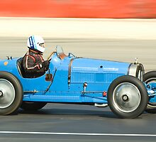 Bugatti T35B by Willie Jackson