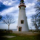 Marblehead Lighthouse by Ron Neiger